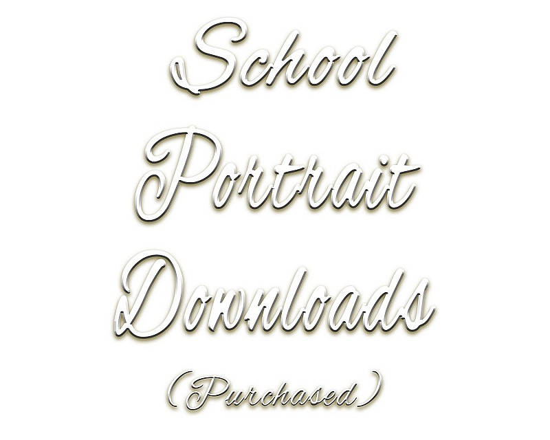 School Portraits Downloads (purchased)